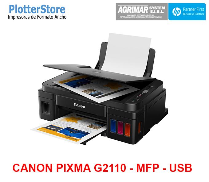 CANON PIXMA G2110