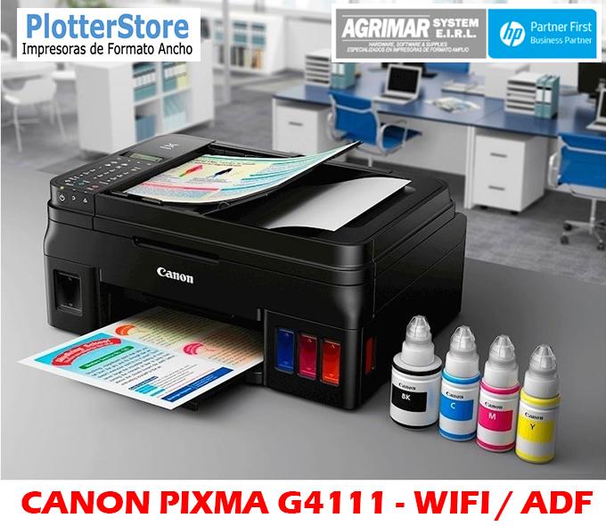 CANON PIXMA G4111